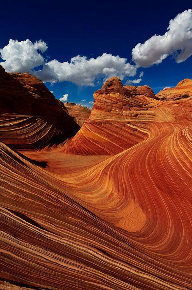 2) The wave, Arizona, USA