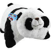 "Genuine My Pillow Pet Comfy Panda - Large 18"" (Black and White)  Order at http://amzn.com/dp/B002ZL1Y4I/?tag=trendjogja-20"