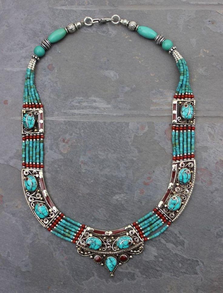 Tibetan Clarity Necklace