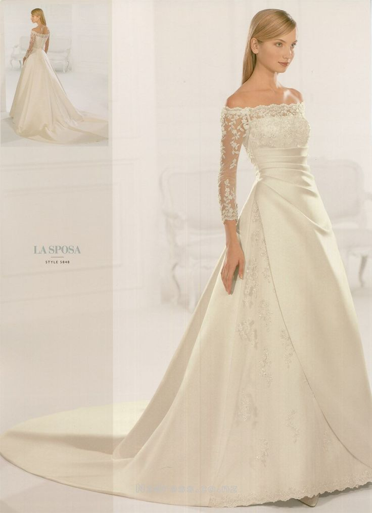 Product Description    Item:TWD2012-008    Shipping Weight:3kg    This  kind of wedding dresses feature its strapless design. There is appliques decorated around the body of the dress.The real goods will  be 95% matched with the photo.  Silhouette:A-line Neckline: OFF THE SHOULDER Waist: empire