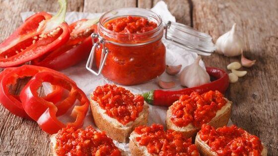 Paprikové čatní