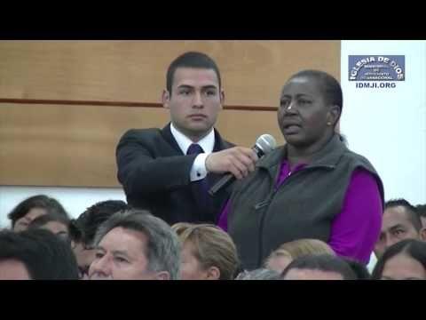 Testimonios en Cajicá Cundinamarca - Junio 2015