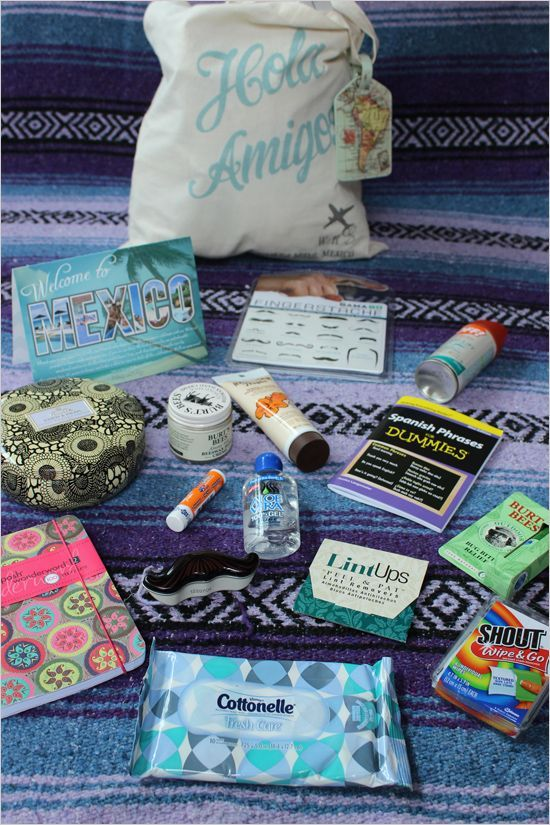 What To Put In The Welcome Bag J Adore Destination Weddings Janice Mclaurin