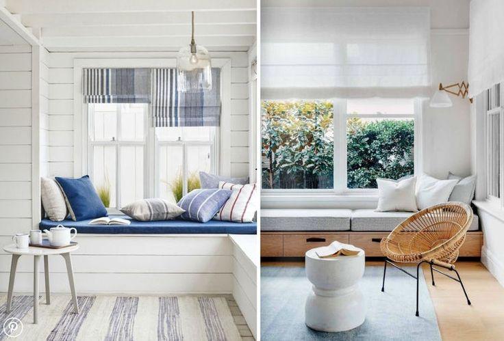 Siedzisko, czyli sposób na niewykorzystaną przestrzeń przy oknie - Myhome