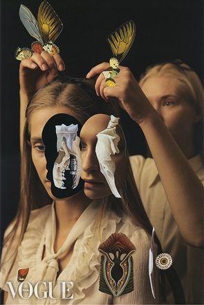 "Untitled from ""Zla uczennica"" (The Bad Schoolgirl) series"