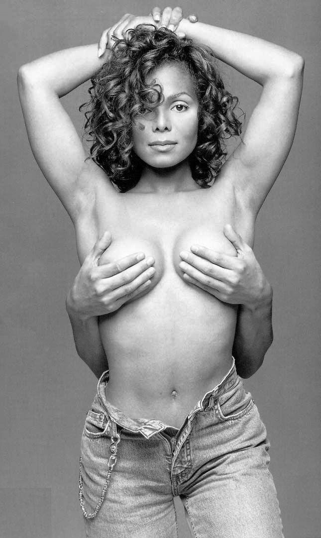Janet Jackson... Iconic