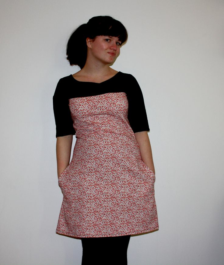 Coco dress by Tilly and the buttons.