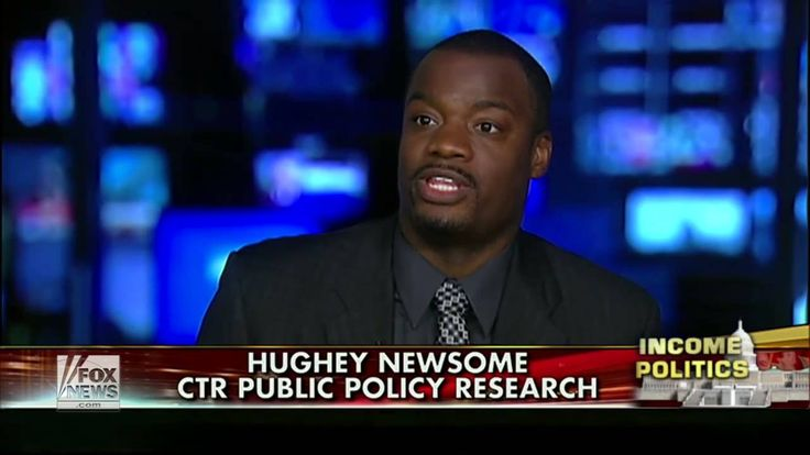 """Hughey Newsome says solid families and a good education are what really levels the playing field in the employment market (Fox News Channel's """"Special Report with Bret Baier,"""" 1/24/14)"""