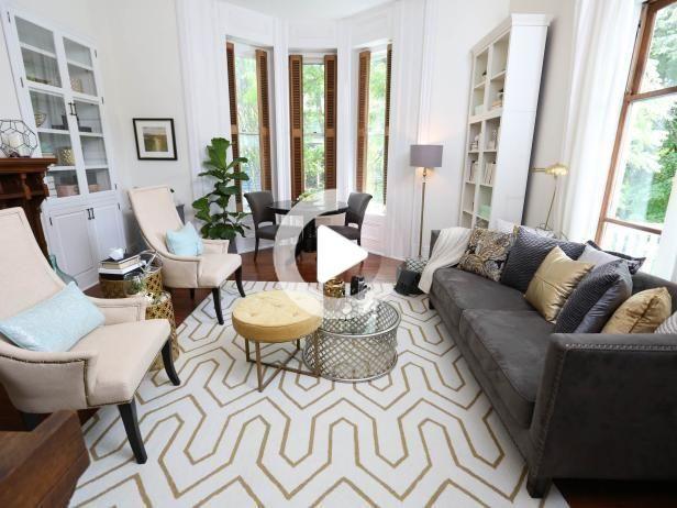 21 Ways To Brighten Up Your Living Room Hgtv White Living Room Decor Dark Living Rooms Quality Living Room Furniture