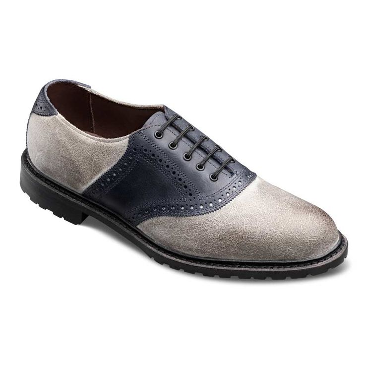 saddle shoes for him