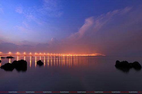 Sunrise @ Suramadu