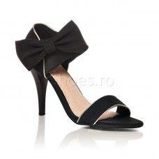 Sandale Fresia - Negru