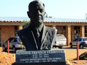 hendrik verwoed's monument