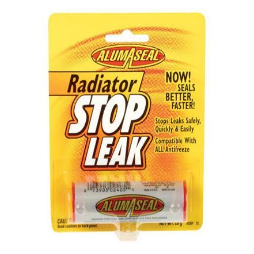 AlumAseal ASBPI12 Radiator Stop Leak Powder