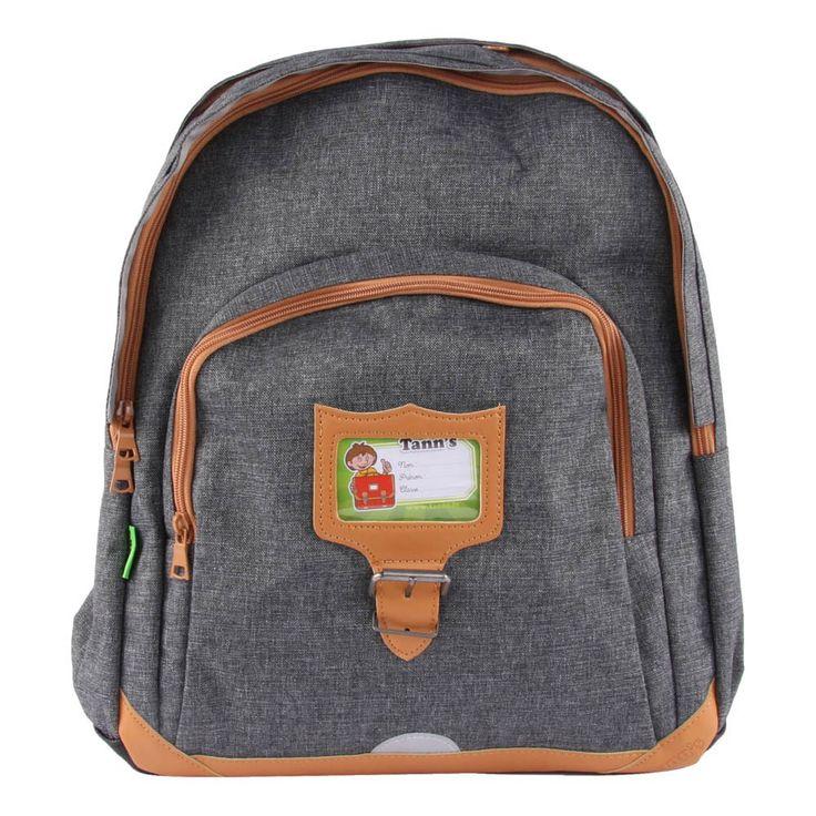Sac à Dos Chiné Classic L Tann's Enfant- Large choix de Mode sur Smallable, le Family Concept Store - Plus de 600 marques.