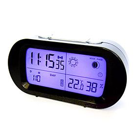 Colorful Stylish Alarm Clock