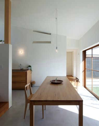 中庭のある家(コートハウス)-fevecasa(フェブカーサ) 5ページ目