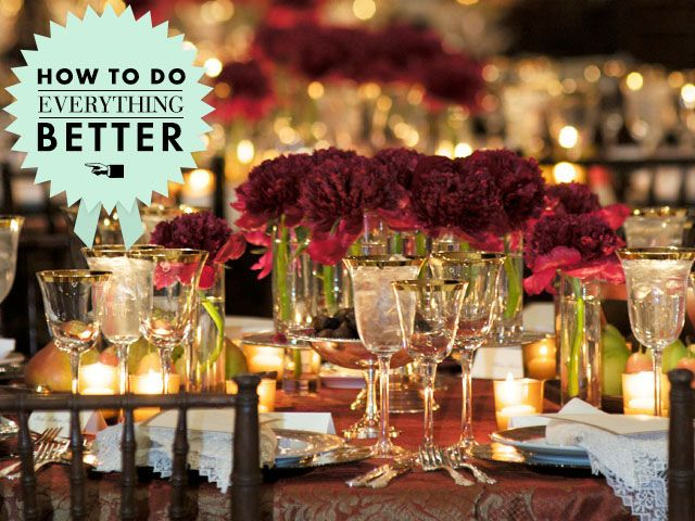 How To Do Everything Better: Plan a Dinner Party Like aPro | StyleCaster