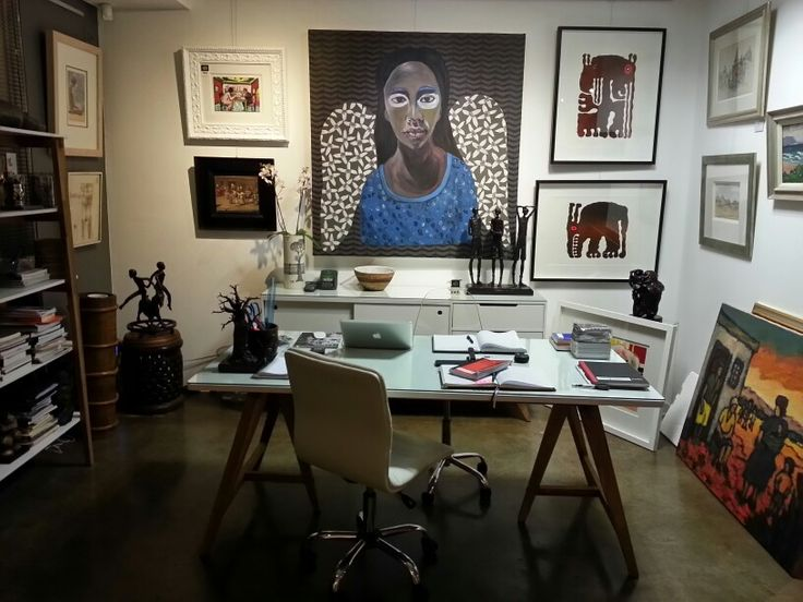 New works hung! Come see!