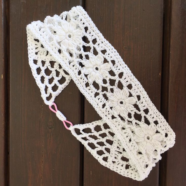 Thread Crochet Headband