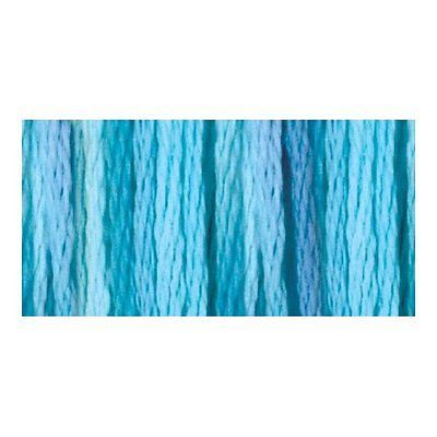 Dmc #417f-4020 #color variations six strand embroidery floss, 8.7-yard, #tropical,  View more on the LINK: 	http://www.zeppy.io/product/gb/2/142108144054/
