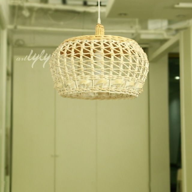 Source 2015 popular hot sale oriental wicker lampshades for home decoration on m.alibaba.com