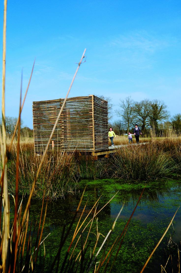 Paisaje y Arquitectura: Parque Ecológico de St Jacques, protección y desarrollo de ecosistemas por Atelier des Paysages Bruel-Delmar,Courtesy of Atelier de Paysages BRUEL-DELMAR