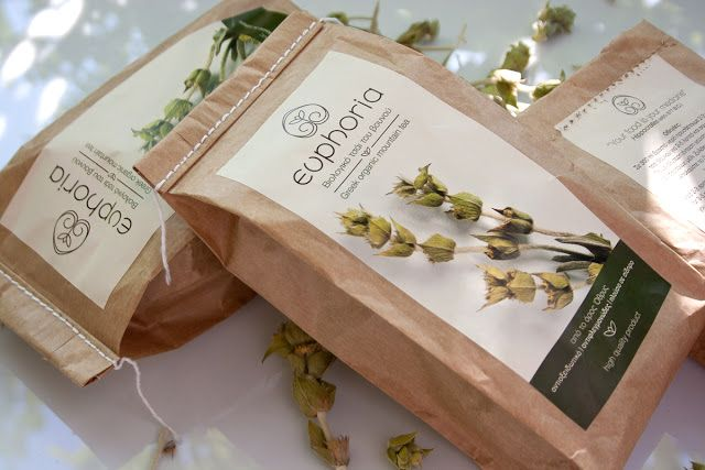 Euphoria Mountain Tea on Packaging of the World - Creative Package Design Gallery
