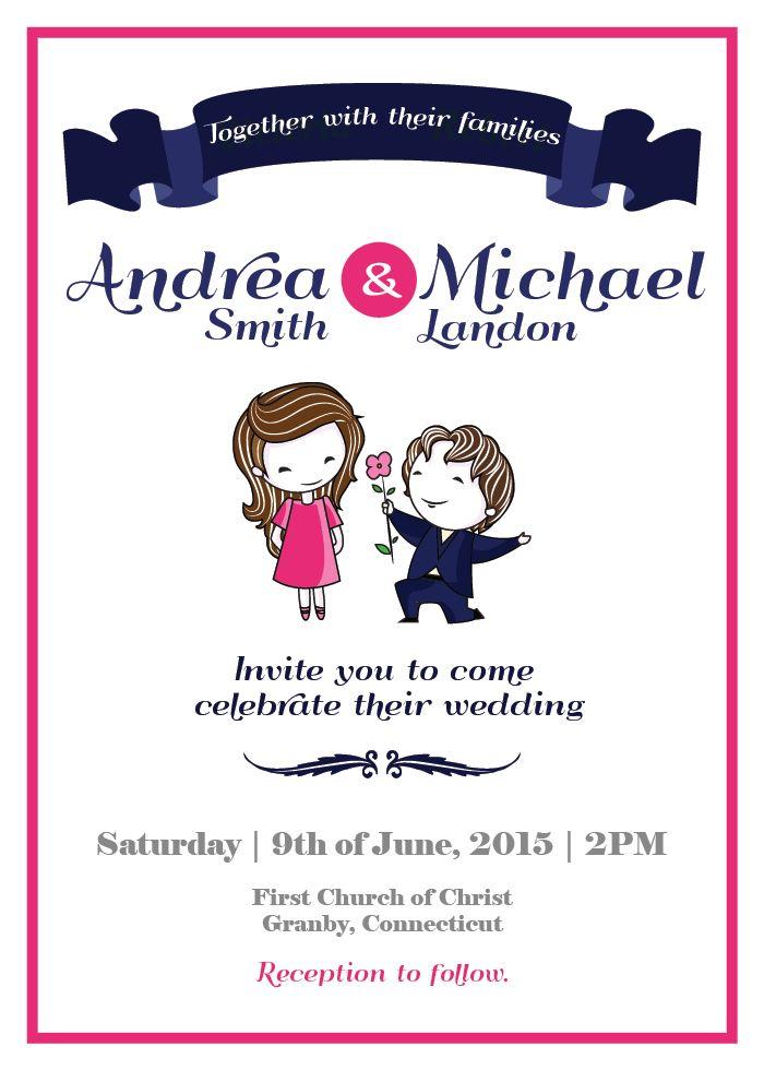 219 Best Wedding Invitation Templates Free Images On