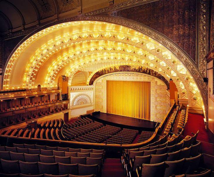 Auditorium Theater Roosevelt University Chicago IL