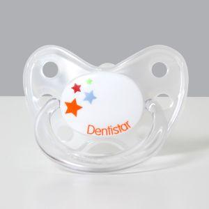 Novatex - Dentistar - Der weltweit erste zahnmedizinisch empfehlenswerte Schnuller Saugen ist ein angeborener, natürlicher Reflex, der Ihrem Kind ein sicheres und beruhigendes Gefühl vermittelt.