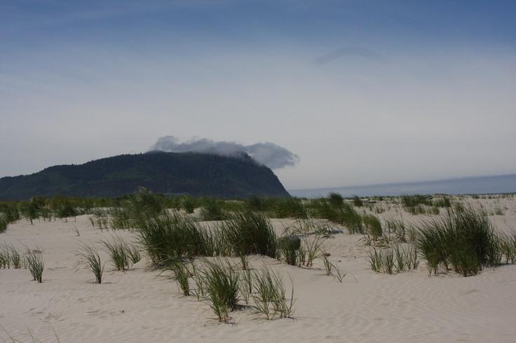 Grass, mountain, beach, cloud...: Cloud