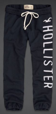 Love hollister sweats!!