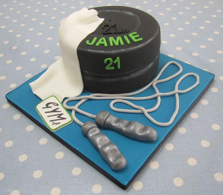 Cake Decorating Internships Uk : 17 Best ideas about Gym Cake on Pinterest Fitness cake ...