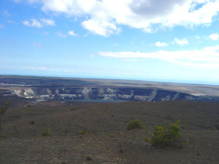 USA, Kilauea Crater, Big Island, Hawaii