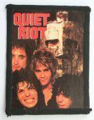 Quiet Riot - 'Group Metal Health' Photo Patch