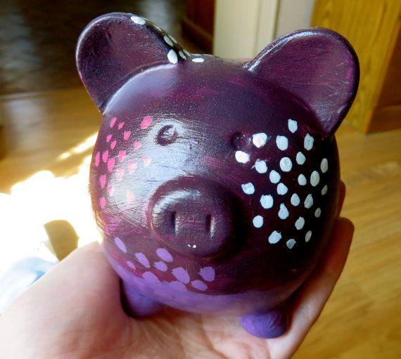 105 Best Piggy Banks Images On Pinterest Piggy Banks