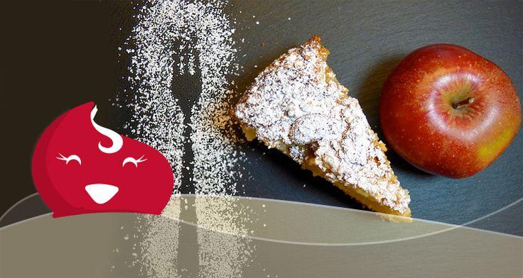 #Ricetta della Apple Pie, la torta di Mele Americana di Clara