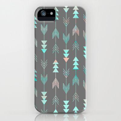 Aztec Arrows iPhone Case