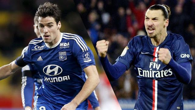 Lyon vs PSG live streaming free   Lyon vs PSG live streaming free 2-28-2016  Just a few years playing Olympique Lyon - Paris Saint-Germain have been a shock but the game is played Sunday February 28 may confirm a Ligue 1 crushed by the Parisian club since the band Zlatan Ibrahimovic OL already defeated four times in all competitions during the 2015-2016 fiscal year.  PSG has already beaten Lyon in the Champions Trophy (2-0) in the league (5-1) in League Cup (2-1) and the Coupe de France…