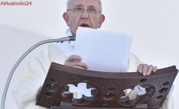 Papież Franciszek: chrześcijanin nie jest sprinterem