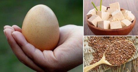 Alternativas vegetales para reemplazar el uso de huevos en tus comidas dulces o saladas. Lee más en La Bioguía.