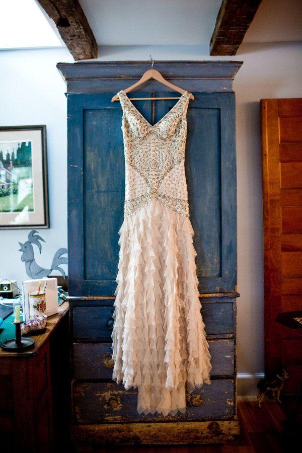 Robe par Sue Wong #weddingdress #robedemariee #wedding #dress #robe de #mariee