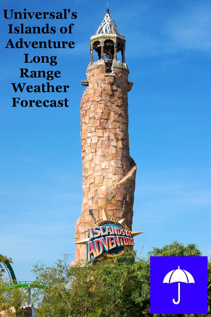 11 Best Theme Park Weather Images On Pinterest 30 Day Long Range Weather Forecast And Long