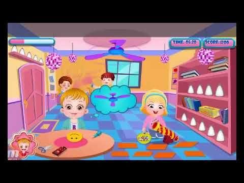 Baby Hazel Top Games - Games for Kids