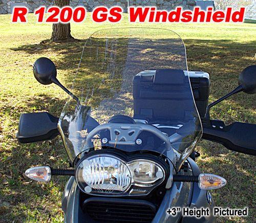 Cee Baileys   BMW 1200 GS Windshield Windshield