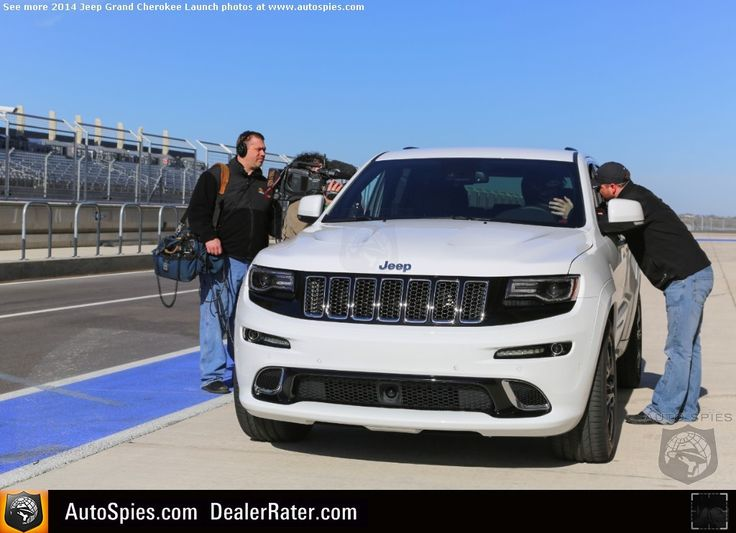 REVIEW: 2014 Jeep Grand Cherokee SRT-The FIRST American SUV That Can Challenge The Porsche, BMW And Mercedes? - AutoSpies Auto News #Jeep #Cherokee #Rvinyl =========================== http://www.rvinyl.com/Jeep-Accessories.html