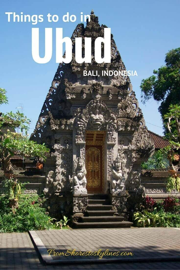 Travel the World - Indonesia | Things to do in Ubud, Bali, Indonesia. http://www.villapantaibali.com Don't forget when traveling that electronic pickpockets are everywhere. Always stay protected with an Rfid Blocking travel wallet. https://igogeer.com for more information. #igogeer