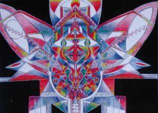 Alien Art -Tracey Taylor