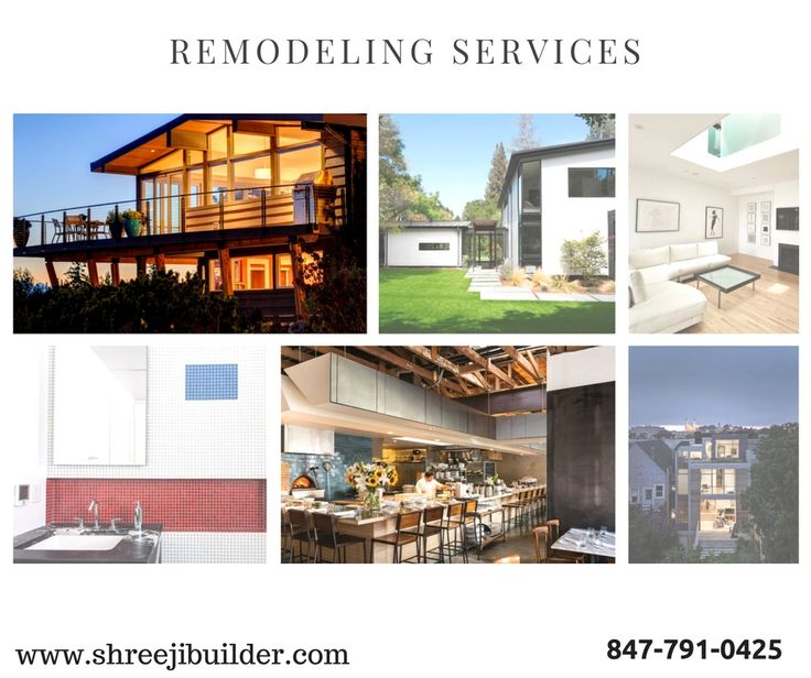 #Homes,#IinteriorSpaces, #CommercialBuilding, #Outdoors…no matter what your requirement, our #RemodelingServices can change your existing property beyond recognition (and we mean in a good way) #BuildingMakeovers